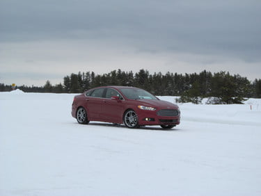 First impressions: Testing out Ford's all-wheel drive and