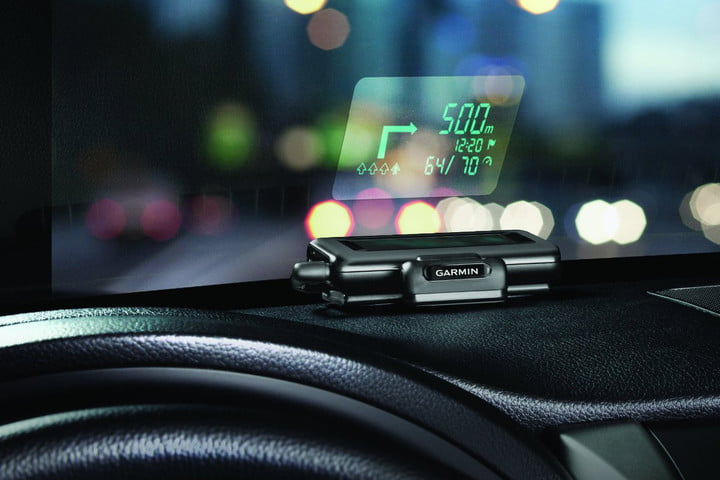 Garmin Heads-up Display