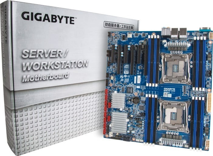 Gigabyte Unleashes New Motherboards, More At Computex   Digital Trends