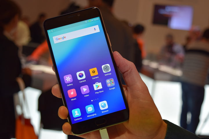 six fun quirky chinese smartphones mwc 2017 gionee a1 plus 2