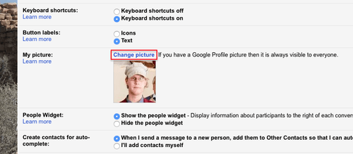 How to Change Your Gmail Picture | Digital Trends