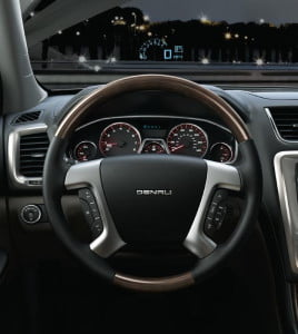 GMC-Acadia-features-fighter-jet-technology,-helps-keep-your-eyes-on-the-skies---and-roads