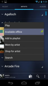 google-music-android-pinning-for-offline