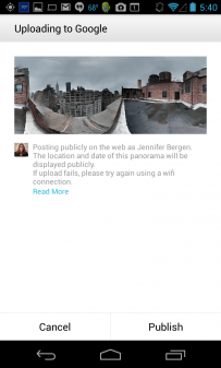 How to share your Google photo spheres with 'Views' | Digital Trends
