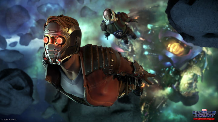 telltale guardians of the galaxy hands on review telltale2