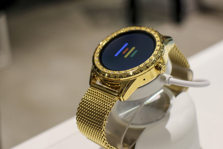 guess connect touch smartwatch first impressions 53