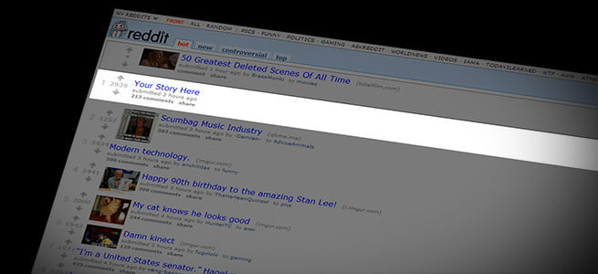 How to get a link on the front page of reddit digital trends how to get a link on the front page of reddit solutioingenieria Images