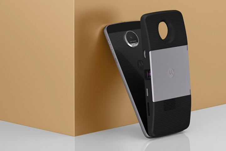 best sneakers de3de 6ae68 Here Are All the Moto Mods Compatible with the Moto Z | Digital Trends