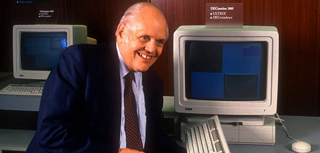 "Image result for ""There is no reason anyone would want a computer in their home."" Ken Olsen, founder of Digital Equipment Corporation, 1977"