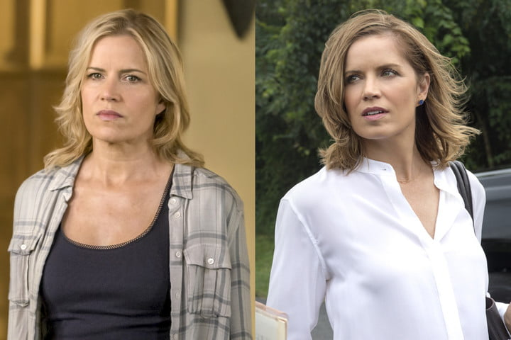 actors two shows same time kimdickens