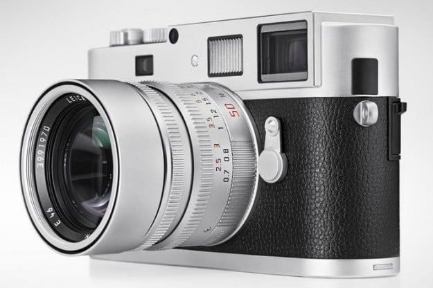 Leica M-Monochrom, included as part of the Edition 100.