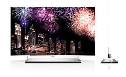 LG to ship 55-inch OLED TV in South Korea next month, US to