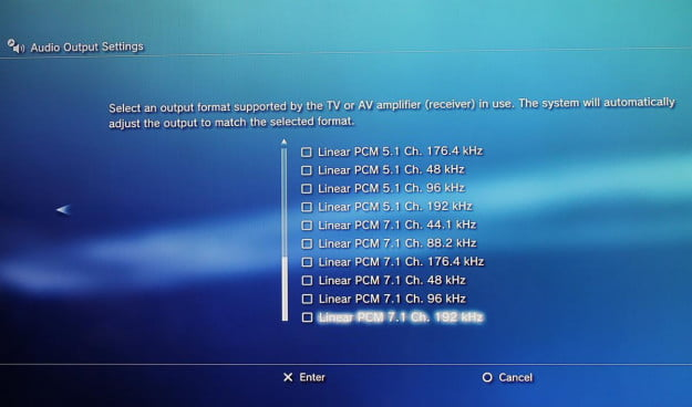 How to make the audio settings on your PlayStation 3 | Digital Trends