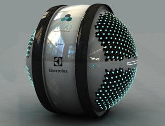 Mab cleaning robot concept