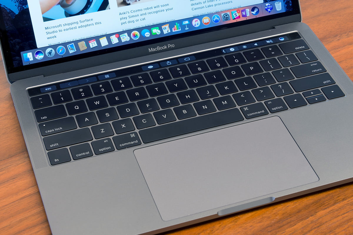 Apple MacBook 13-inch Touch Pad