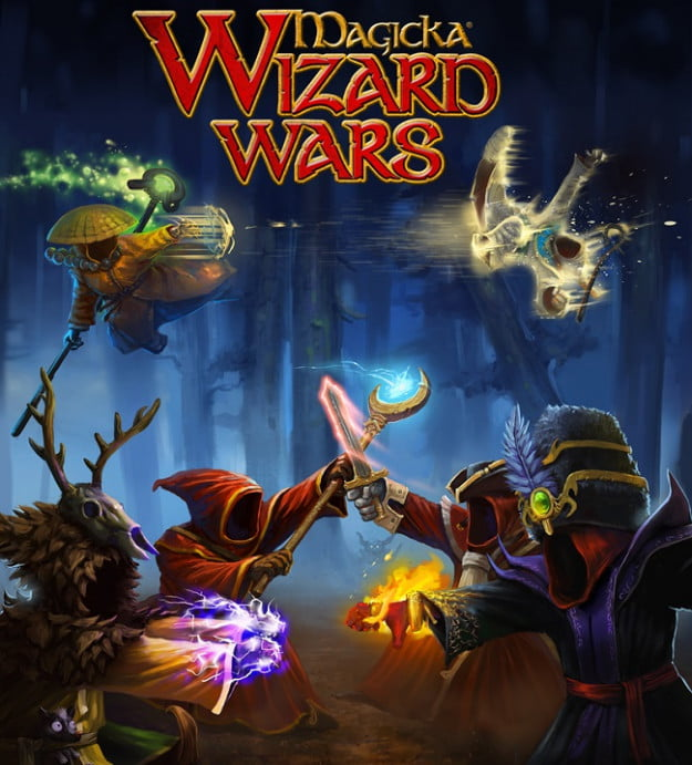 GDC 2013: 'Magicka: Wizard Wars' aims for accessibility and magical multiplayer mayhem