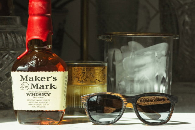 Maker's-Mark-and-Woodzee-team-up-For-a-sunglasses-collaboration_