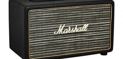 Marshall Acton Black angle cropped