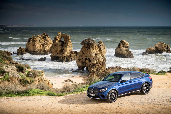 2017 mercedes amg glc43 coupe first drive feat