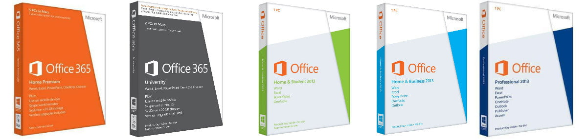 Microsoft Office 2013 license limits one install per computer ...