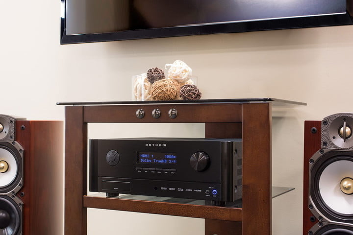 The best A/V receivers of 2018