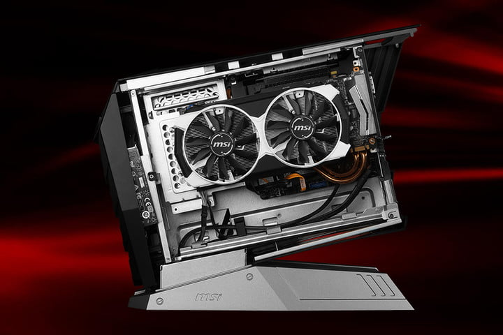 MSI's New Aegis Gaming PC Takes An Aggressive Stance | Digital Trends