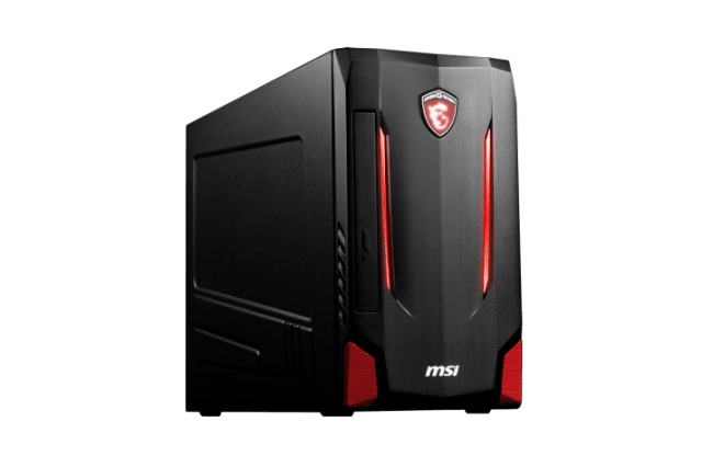 msi storms ces with massive gaming all in one eye tracking laptop x2 and mi2 desktops