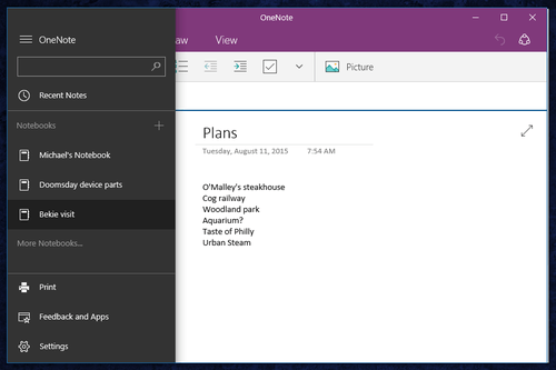 How To Setup And Sync OneNote In Windows 10 | Digital Trends
