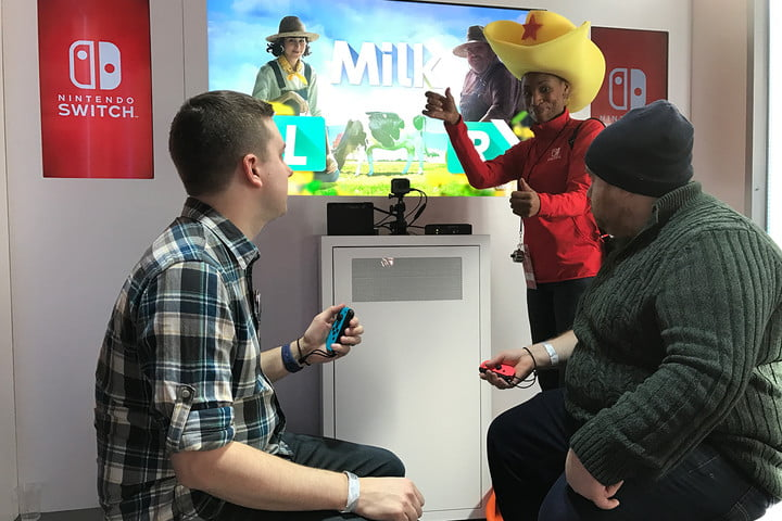 nintendo switch first impressions console hands on 0035