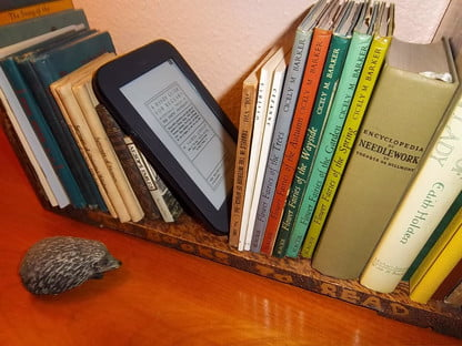 Why Borrowing an E-Book from your Library is so Difficult