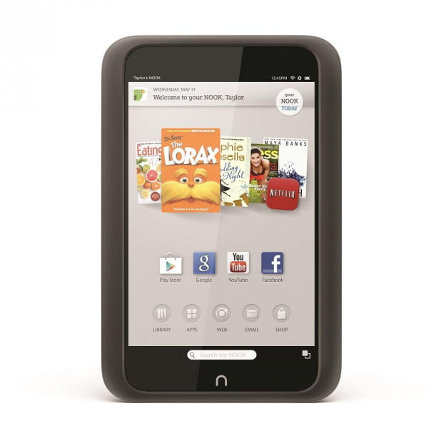 Google Play Store coming to Nook HD and Nook HD+ today