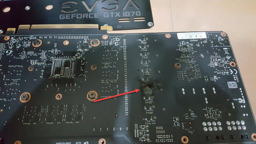 EVGA Will Provide a VBIOS Fix For Flaming GeForce Cards