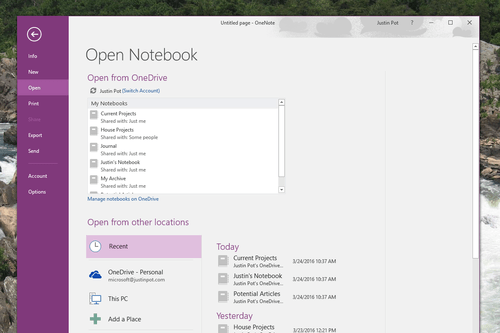 How To Migrate From Evernote To OneNote | Digital Trends