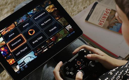 onlive screenshot android tablet streaming gaming cloud