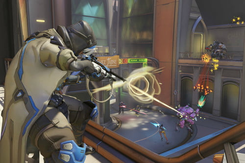 Balance Tweaks and a New Hero Hit the Overwatch Test Realm