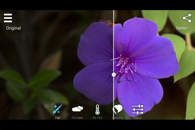 Perfectly Clear photo app puts DSLR-like features into Android Lollipop