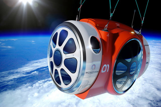 Balloon-based space tourism company World View logs another successful test