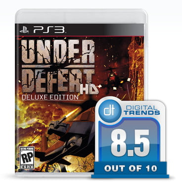 Under Defeat HD review: The shooter preservationist society