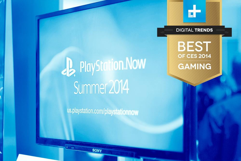 PlayStation Now best of ces 2014