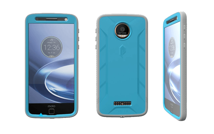 buy popular 35baf 6d606 The 15 Best Moto Z and Moto Z Force Cases and Covers | Digital Trends