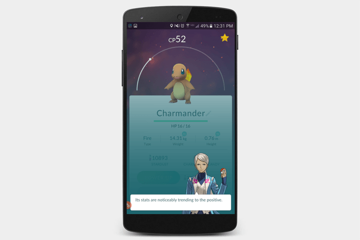 pokemon go screen 6