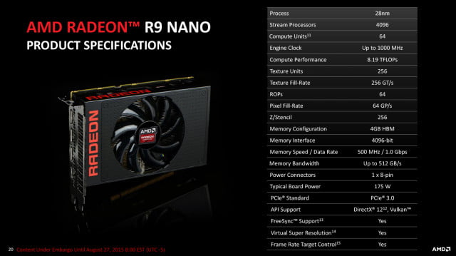 R9Stack-Specs