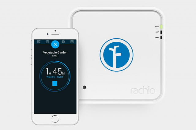 Rachio IRO smart sprinkler
