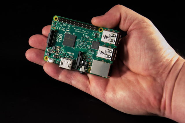 Raspberry Pi vs. Chip: Battle of the palm-sized PCs