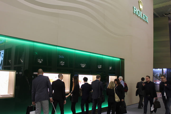 watch industry needs change baselworld rolex closed booth