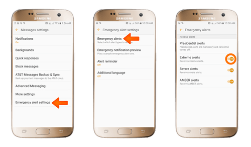 How to Turn Off AMBER Alerts in Android and iOS | Digital Trends