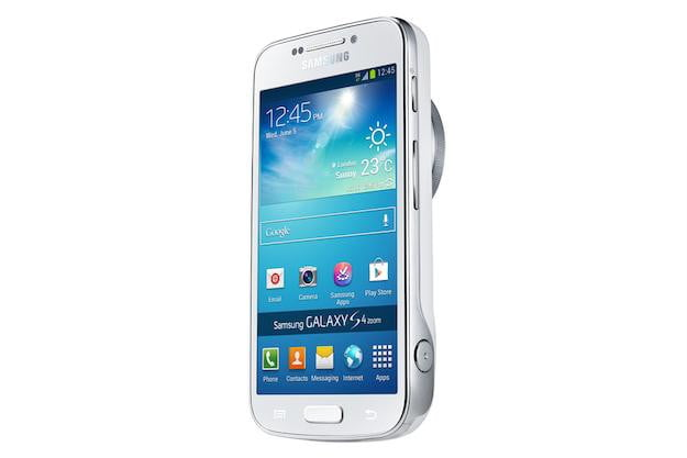 Samsung launches Galaxy S4 Zoom, with 16MP camera and 10x zoom (Video added)