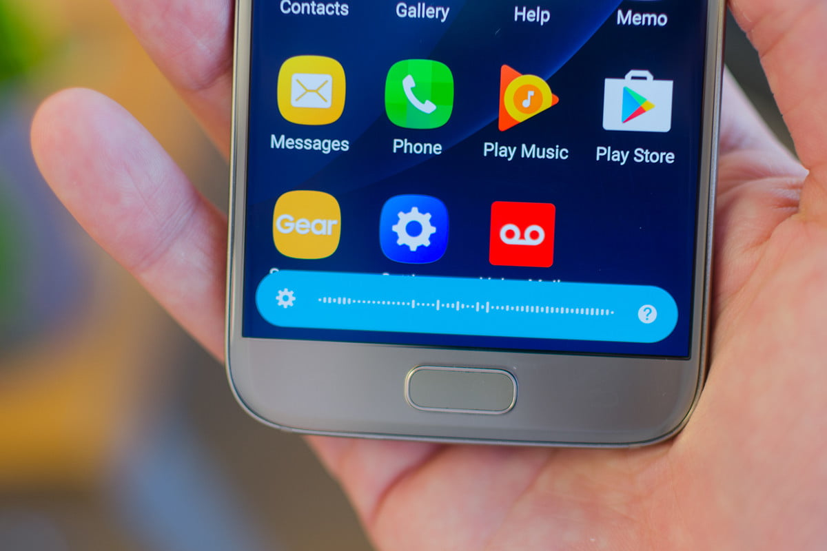 bixby virtual assistant samsung galaxy s8 s voice