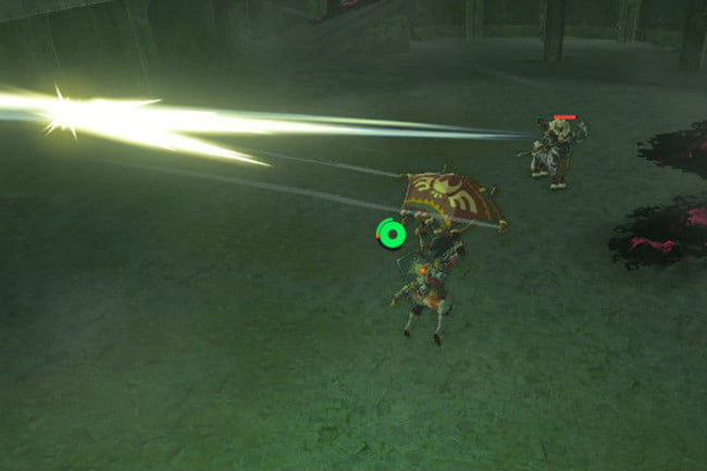 the legend of zelda breath wild best weapons savage lynel bow thumb
