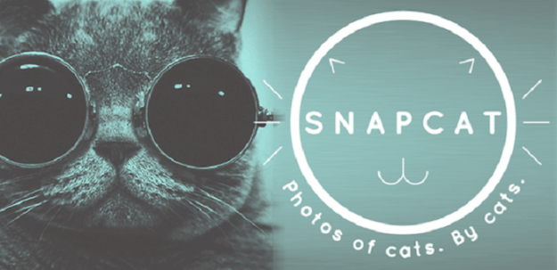 of course snapcat is a thing because of all the reasons digital